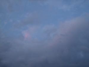 """""""cielo di rosablu""""foto di Silvia Castellani"""