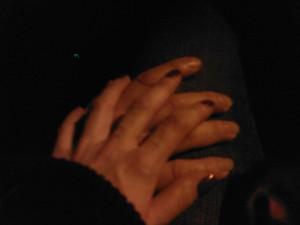 Le mani - foto di Silvia Castellani
