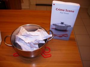 5) I delitti letterari di Silvia Castellani