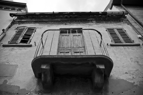 """""""Ritratto d'edificio fiorenzuolese"""" - Foto di """"Bio"""""""