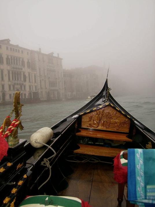 C'era una volta la nebbia sul Canal... - foto di Silvia C.