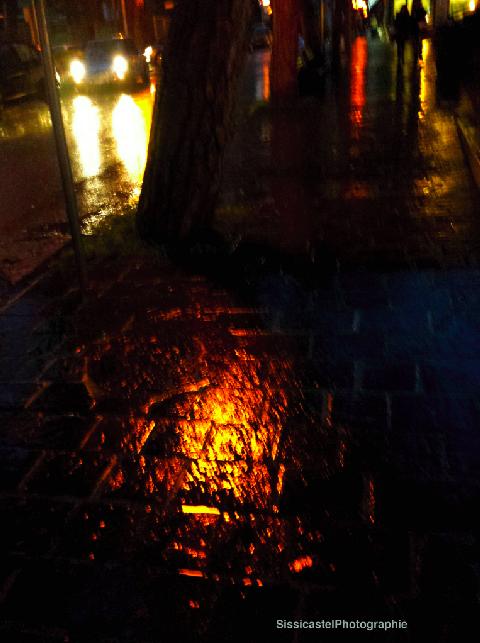 luci bagnate