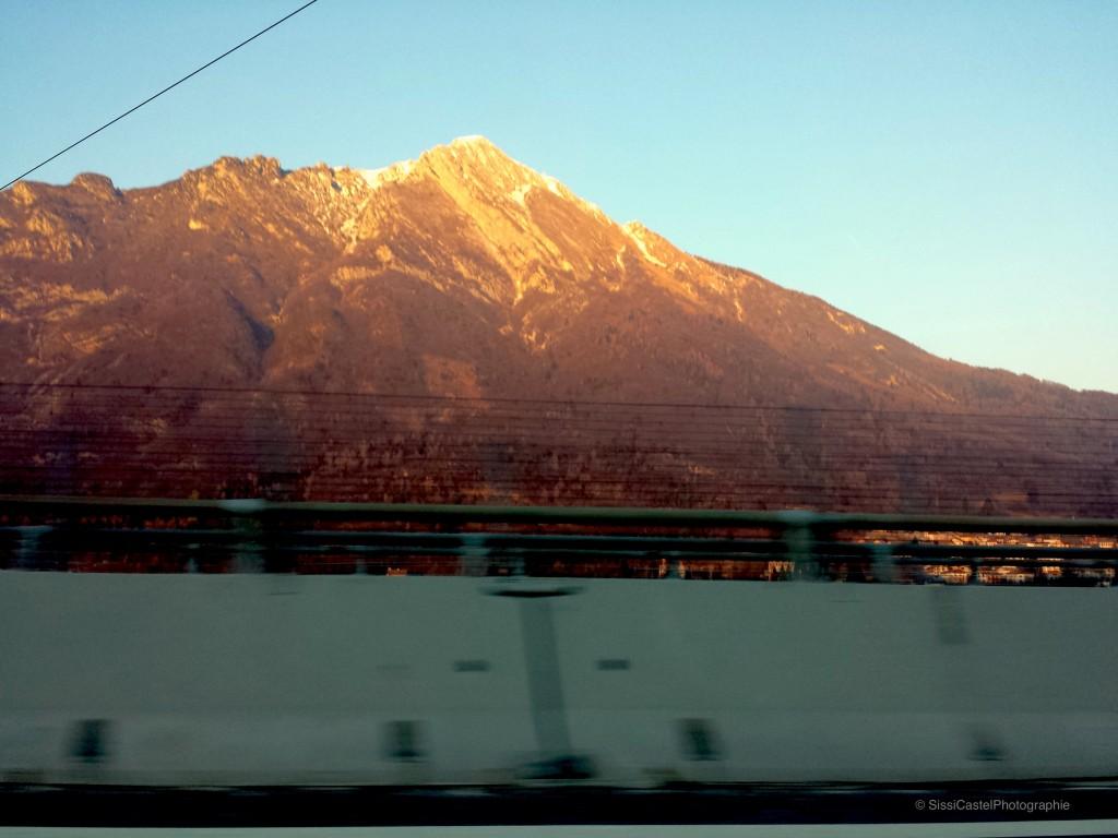 Montagne rosa