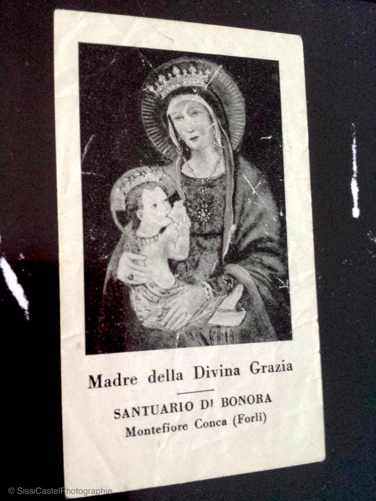 santino abbinato a rosa n.2