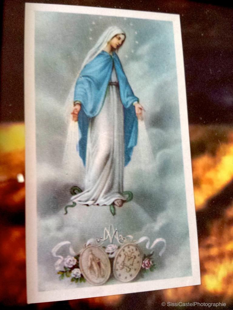 santino abbinato a rosa n.4