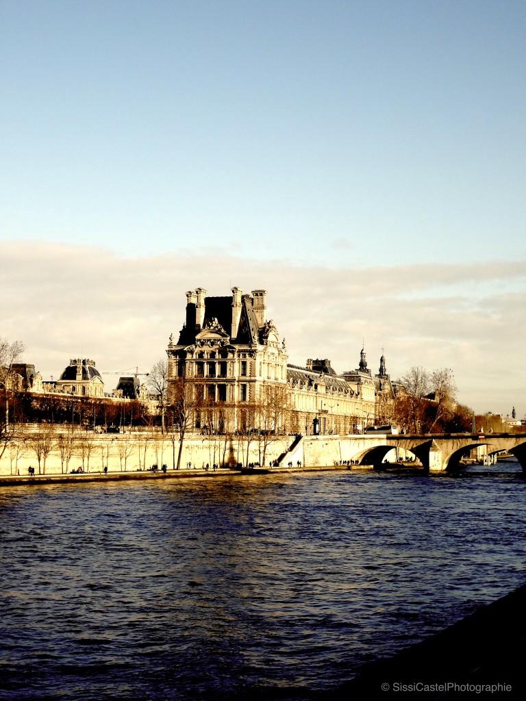 Parigi, acque d'oro