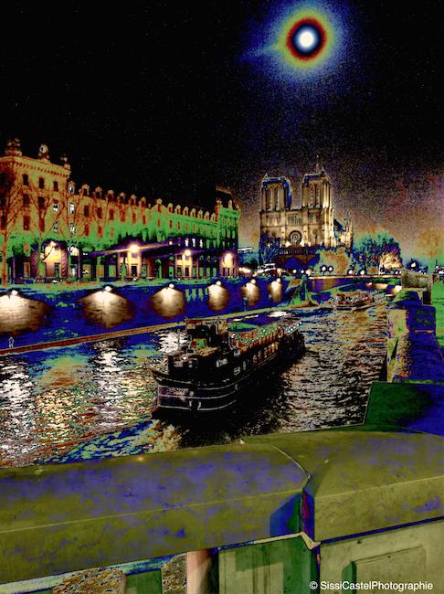parigi festa mobile con luna tiro a segno