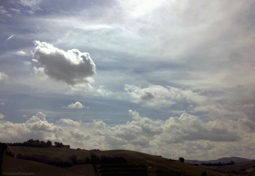 Dipingere il mio cielo