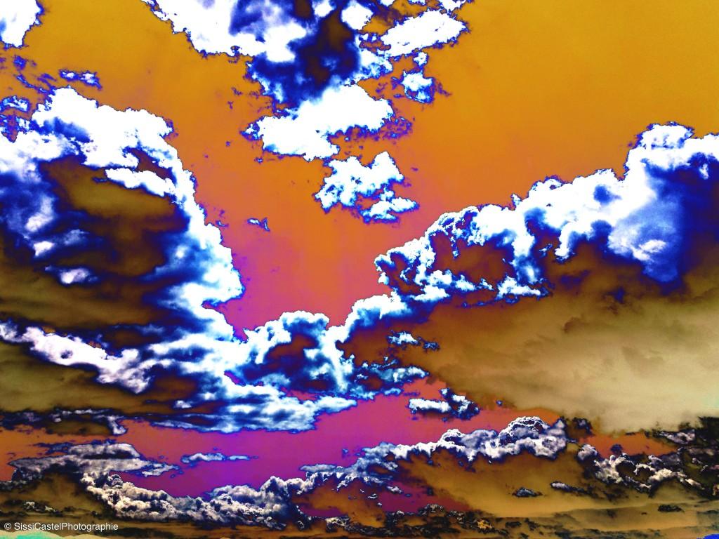 Nuvole cavalloni